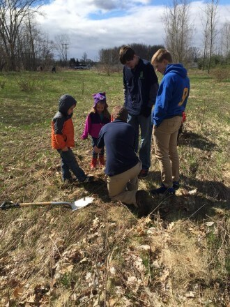 Charter School Management Is Planting Trees In Detroit, MI Image - Choice Schools Associates