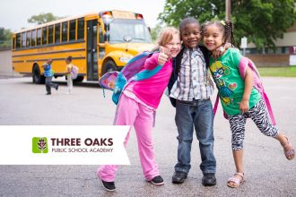 Three Oaks Public School Academy promotion