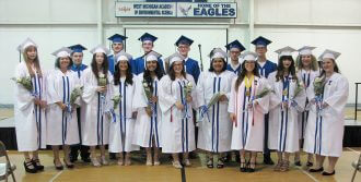 Charter School Graduating Class Photo - Choice Schools Associates