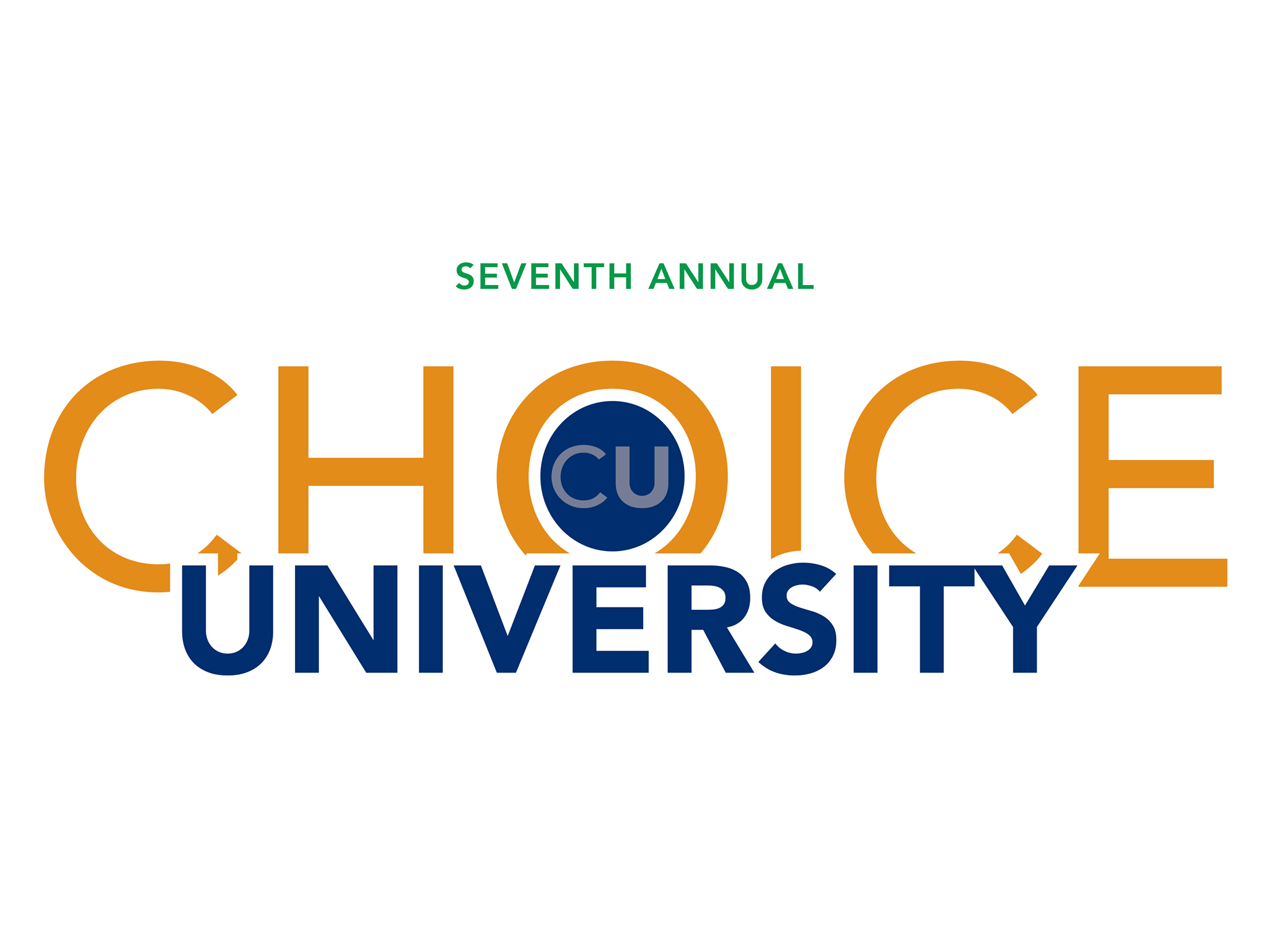 Seventh Annual Choice University - logo