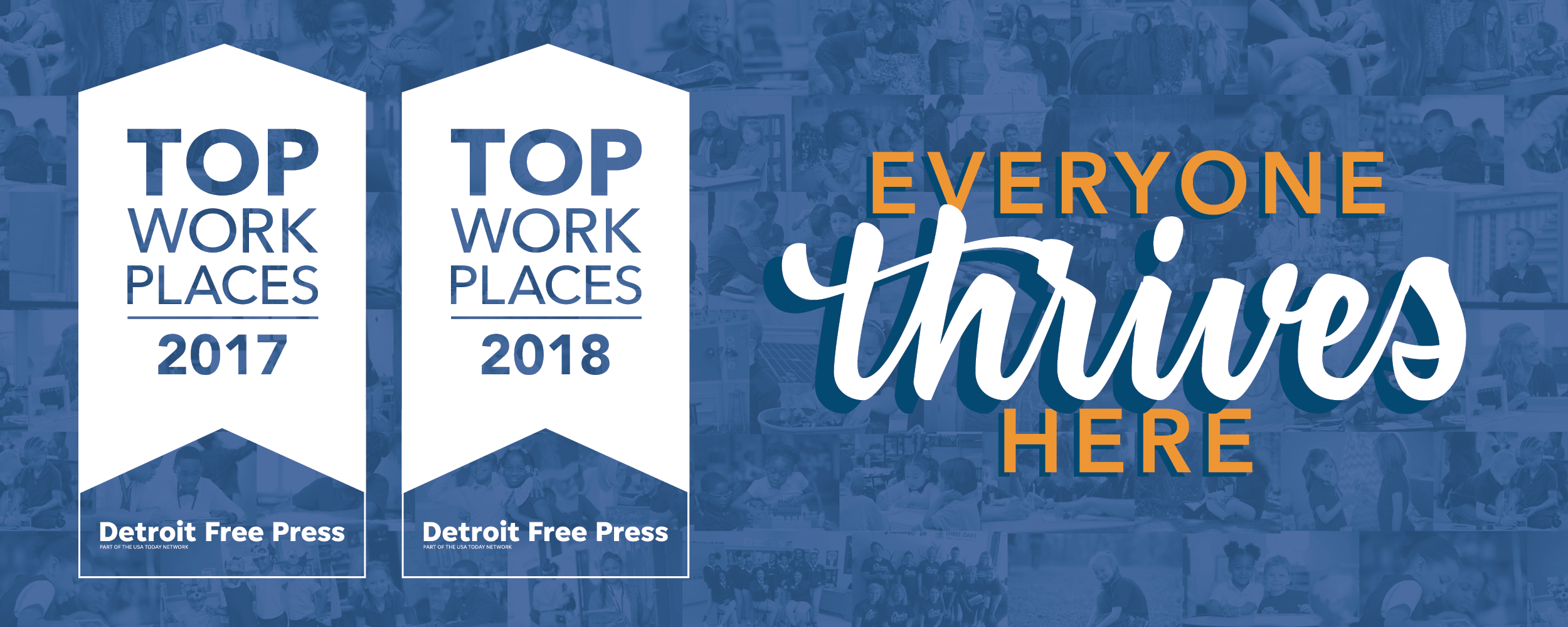 Top Workplaces Banner Image