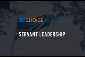 Our Values: Servant Leadership